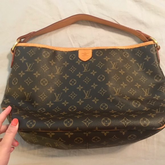 2a9930498c6 Louis Vuitton Monogram Canvas Delightful PM